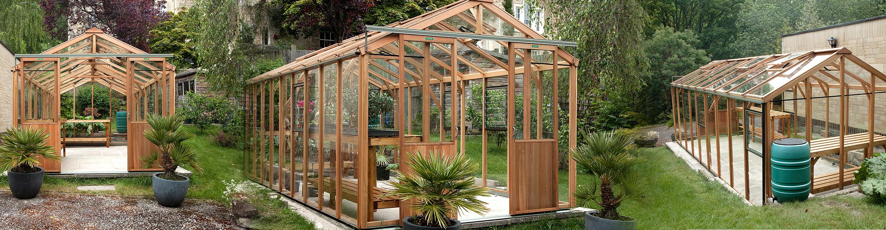 Alton greenhouses