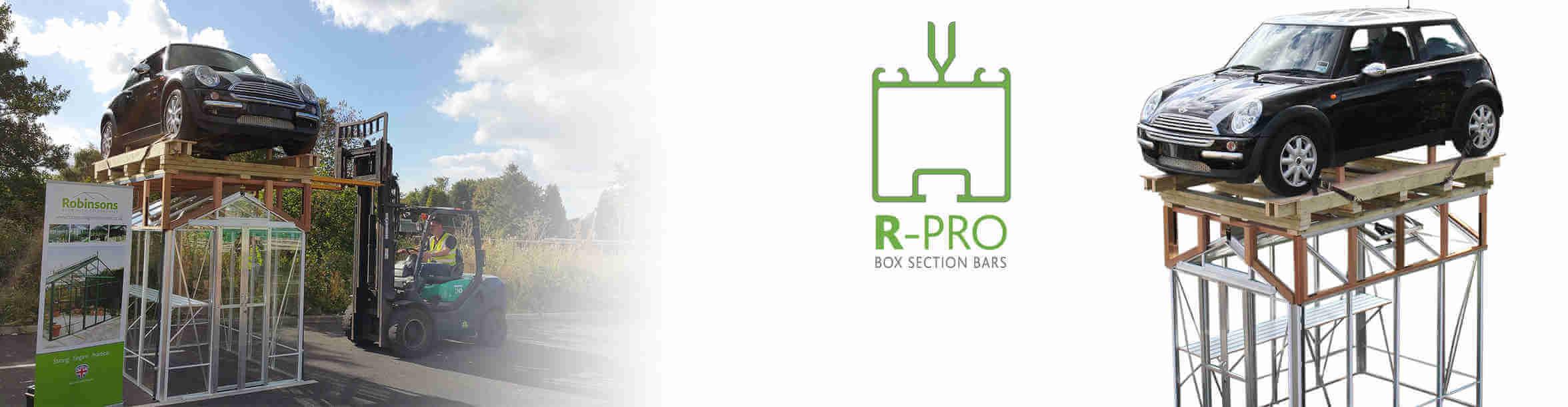 R Pro Boxsection