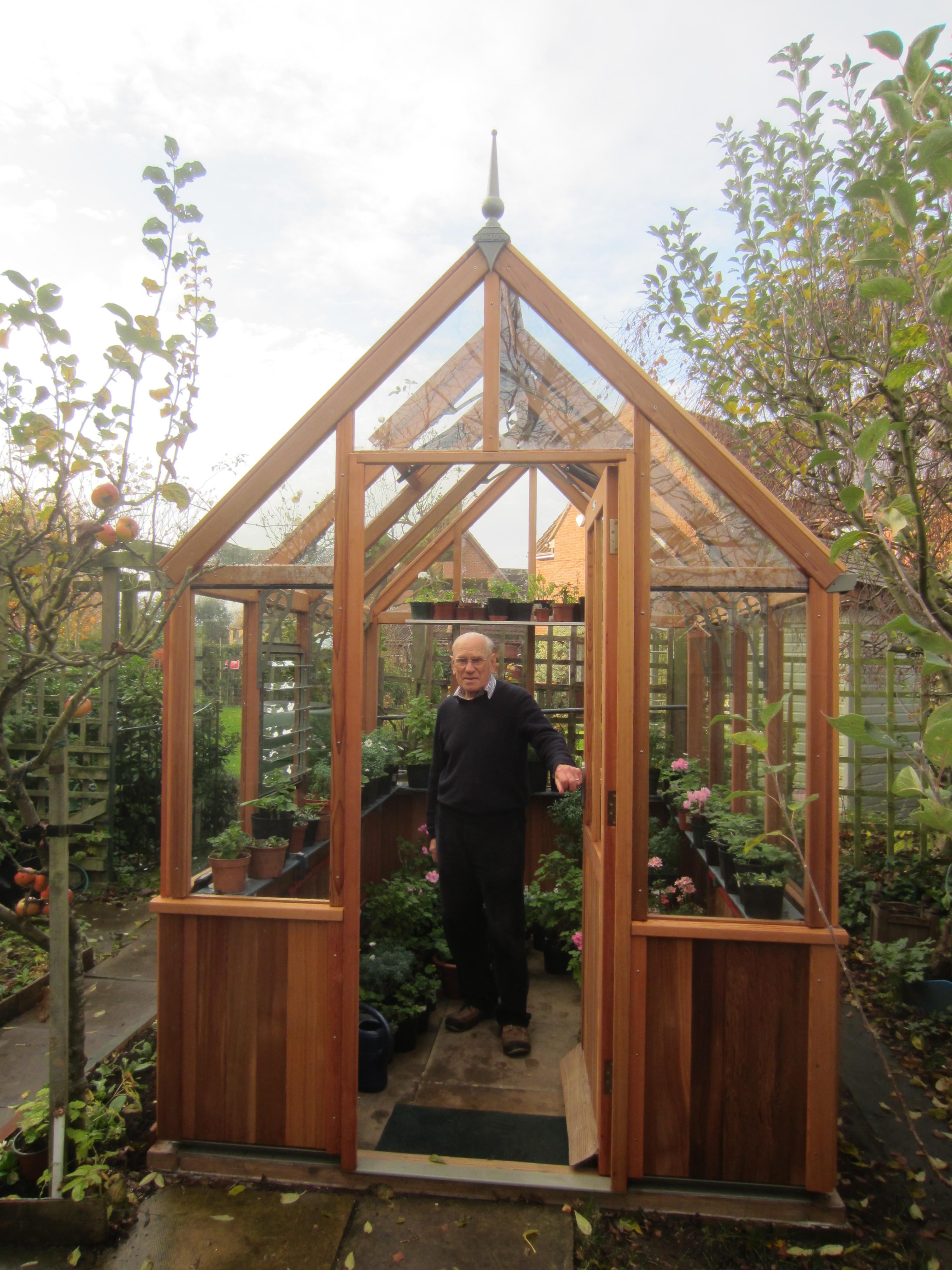 Alton Denstone Victorian Greenhouses Alton Greenhouses