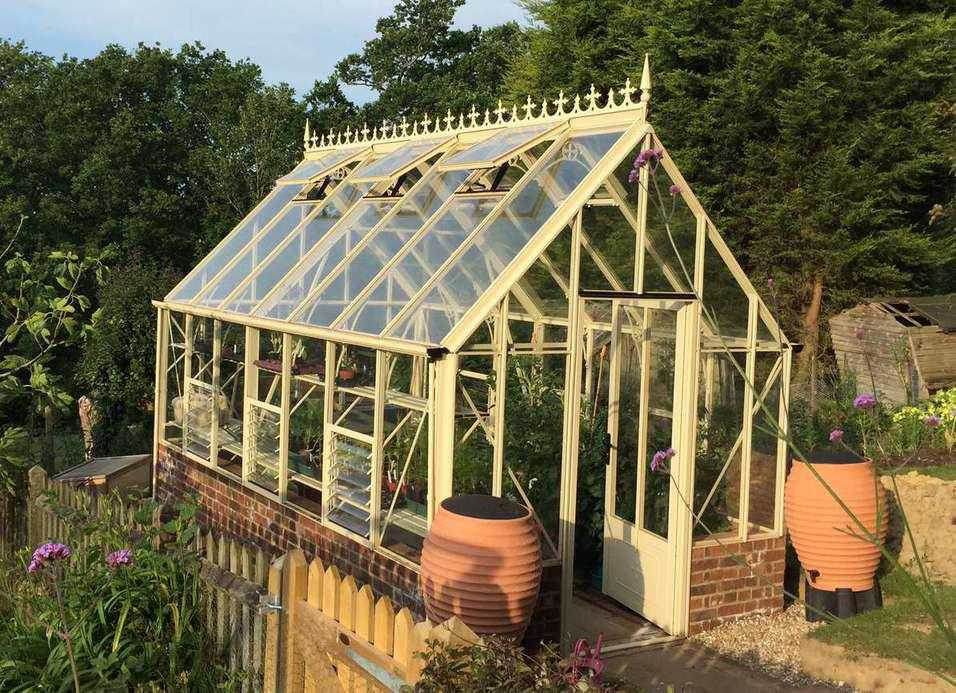 Fine Aluminium Greenhouses For Sale Robinsons Greenhouses Download Free Architecture Designs Ponolprimenicaraguapropertycom