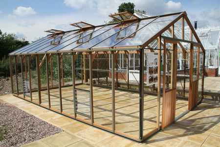 12ft x 20ft Alton Evolution greenhouse