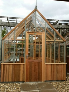 Alton Westminster victorian 10x20 greenhouse