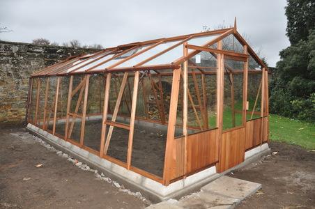 Alton Amateur 10ft x 20ft7 Cedar Greenhouse