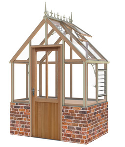 Alton Eton 6x4 Greenhouse