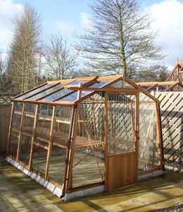 Alton Heritage 8ft x 10ft greenhouse