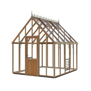 Alton Harrow Victorian 8x10 Greenhouse