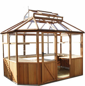 Alton Octagonal Includes lantern roof 2 auto-vents