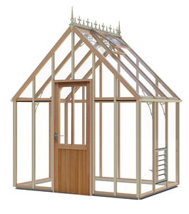 Alton Harrow Victorian 8x6 Greenhouse