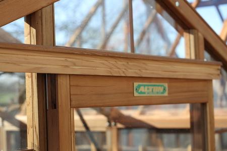 Alton Amateur 8 Cedar Greenhouse
