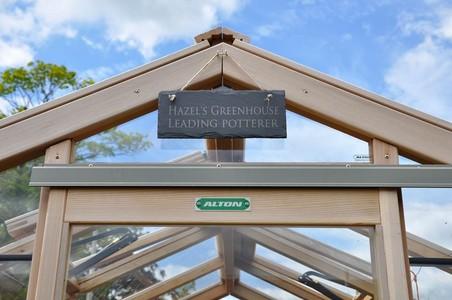 Hazels greenhouse