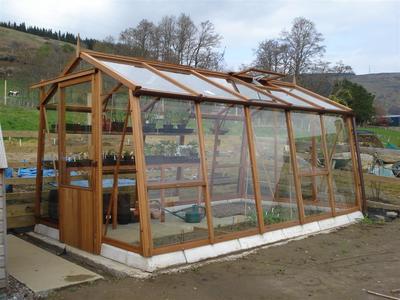 Alton Amateur 8ft x 13ft Cedar Greenhouse
