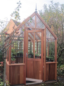 Alton Denstone Victorian (Half Boarded) 6ft x 8ft