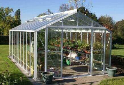 Roinsons Rossette Greenhouse