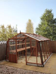 Alton Amateur 10 Cedar Greenhouse