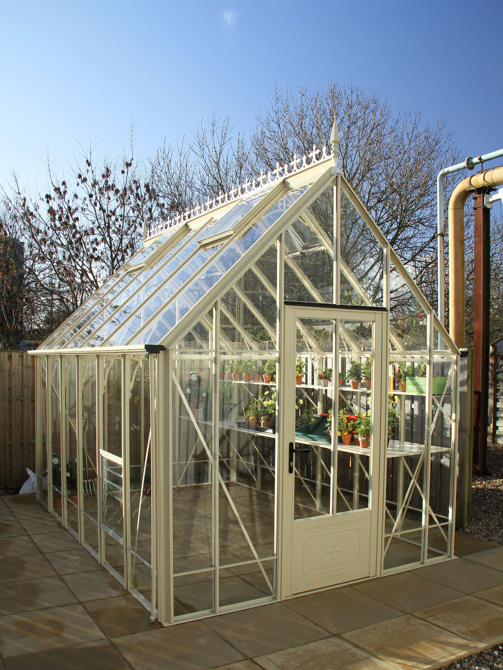 Aluminium Greenhouses For Sale Robinsons Greenhouses