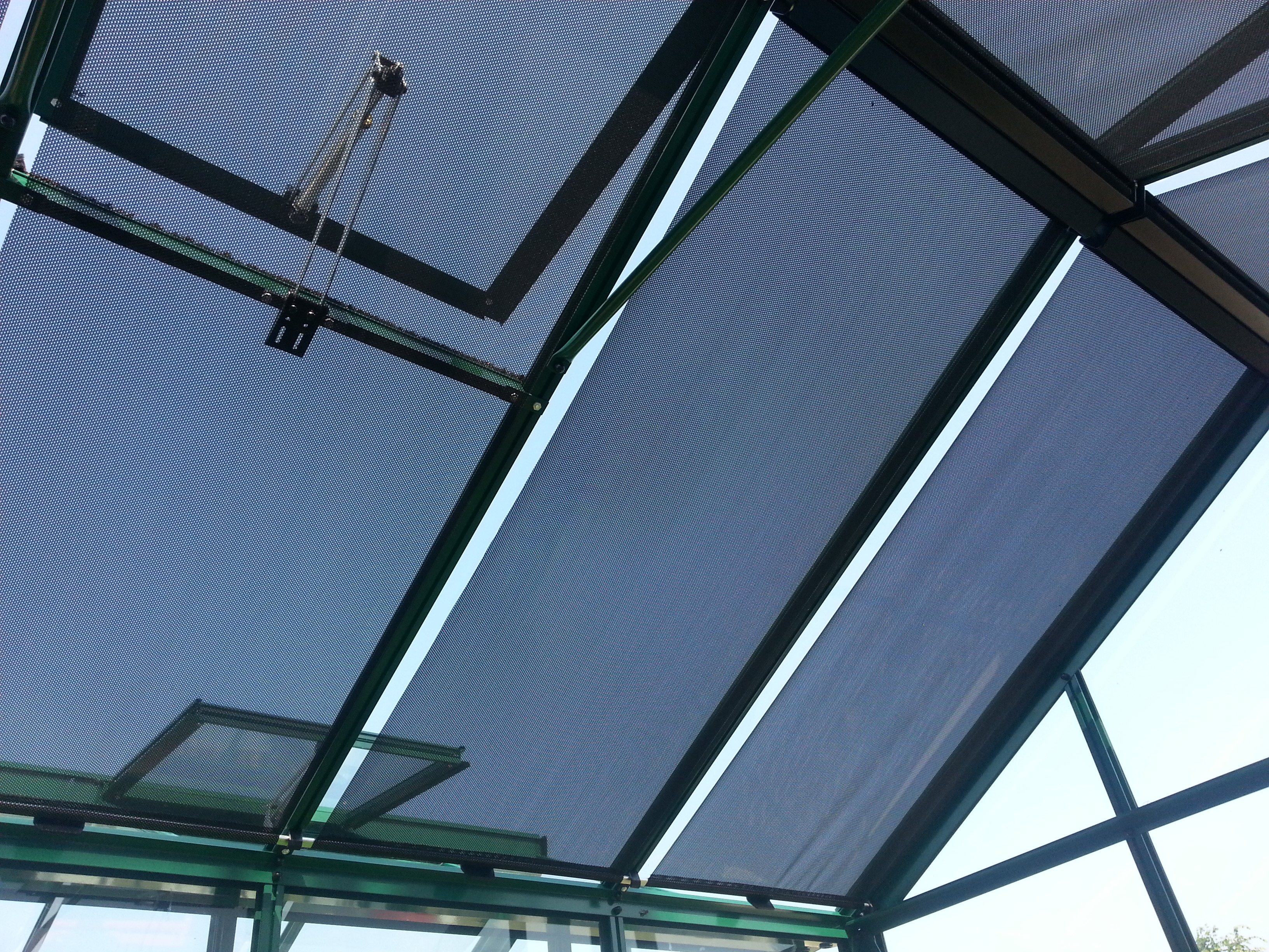 Robinsons Internal Roof Shading Blinds