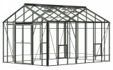 Rosette Reach Anthracite Greenhouse