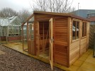 Fusion 10 Cedar Greenhouse