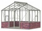 Rosette Pastel Sage Greenhouse