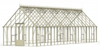Reigate Ivory Greenhouse