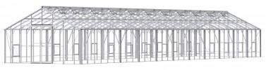 Renown White Greenhouse