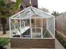 Royale White Greenhouse