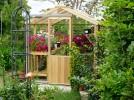 Evolution Six Cedar Greenhouse