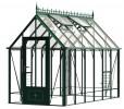Repton Green Greenhouse