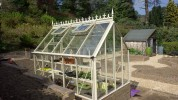 Rugby Ivory Greenhouse