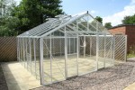 Renown White Greenhouse