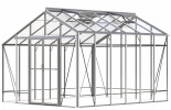 Redoubtable White Greenhouse