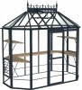 Renaissance Anthracite Greenhouse