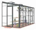 Lean-To 6ft5 x 12ft8 Anthracite