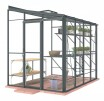 Lean-To 6ft5 x 8ft8 Anthracite
