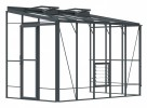 Lean-To 6ft5 x 10ft8 Anthracite