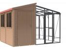 Workshop Cedar Greenhouse