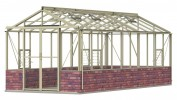 Royale Ivory Greenhouse