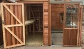 Fusion 8 Cedar Greenhouse