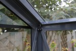 Reigate Anthracite Greenhouse