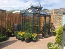 Renaissance Anthracite Greenhouse