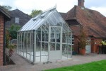 Victorian Ratcliffe Pastel Sage Greenhouse