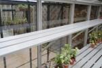 Slatted Shelf 60ft Pastel Sage