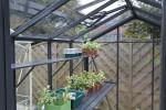 Ramsbury Anthracite Greenhouse