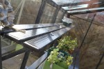 Slatted Shelf 32ft Anthracite