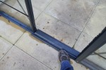 Rugby Anthracite Greenhouse