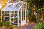 Repton White Greenhouse