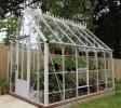 Victorian Ratcliffe Pastel Sage Greenhouse