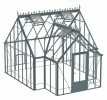 Reicliffe Old Cottage Green Greenhouse