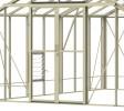 Rosette Ivory Greenhouse