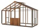 Evolution Twelve Cedar Greenhouse